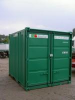 Container de 3 ou 4.55 m