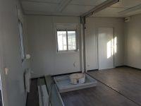 intérieur bungalows avec kit assemblage